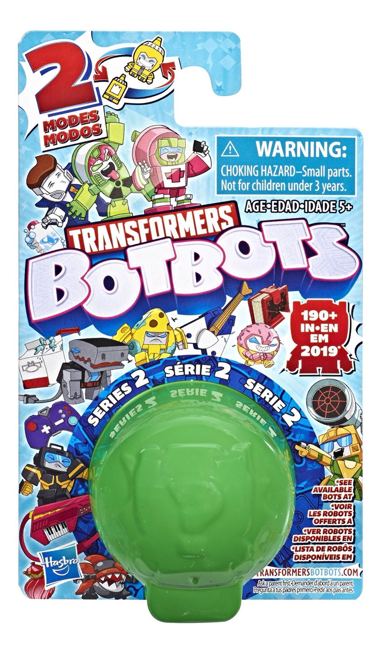 DUMBEATS Transformers BotBots Series 2 Music Mob 2019 drum kit set